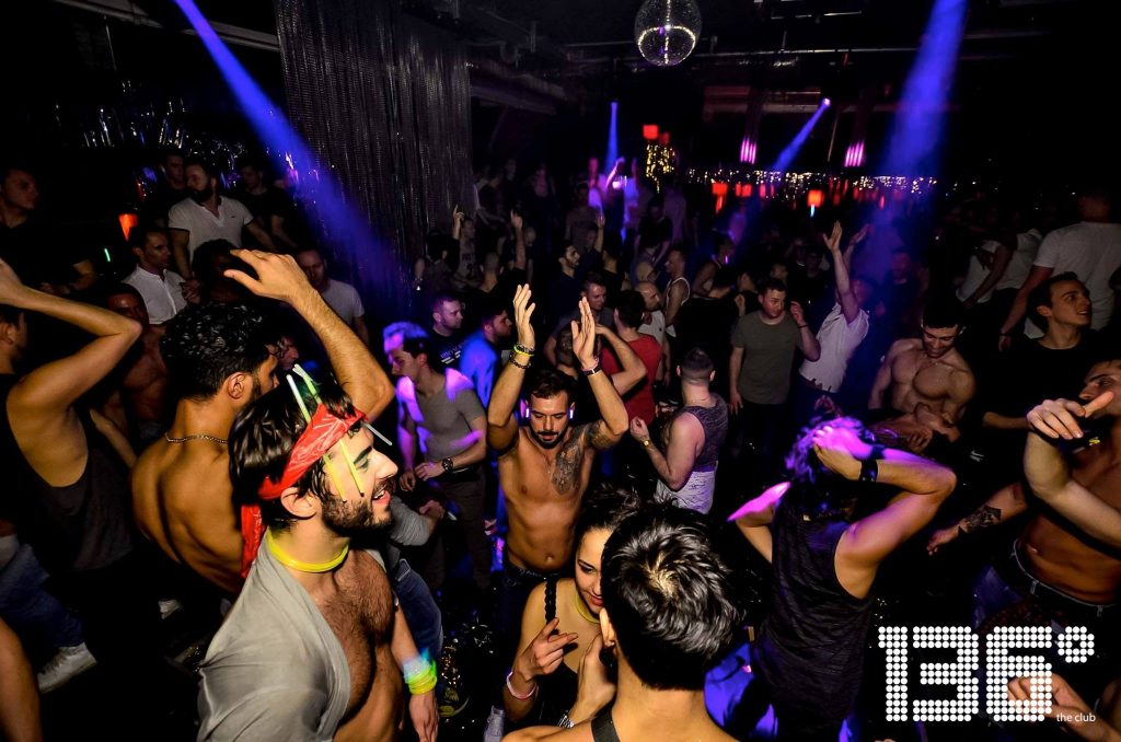 136° the Club | Electronic Gay Clubbing – Hamburg | gay party hamburg