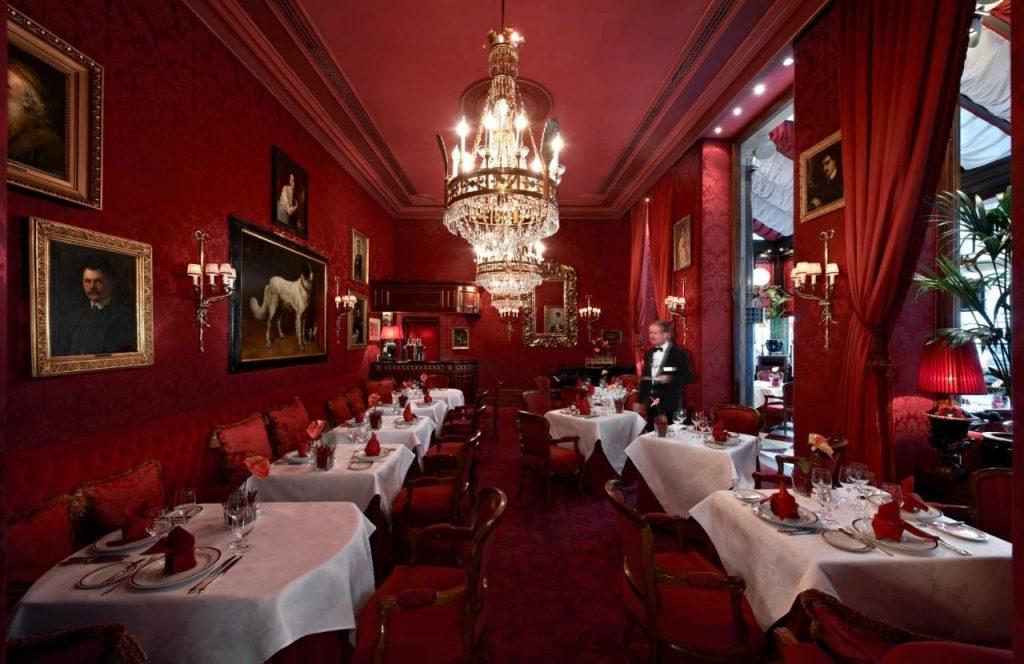 Hotel Sacher Wien Luxury Hotel