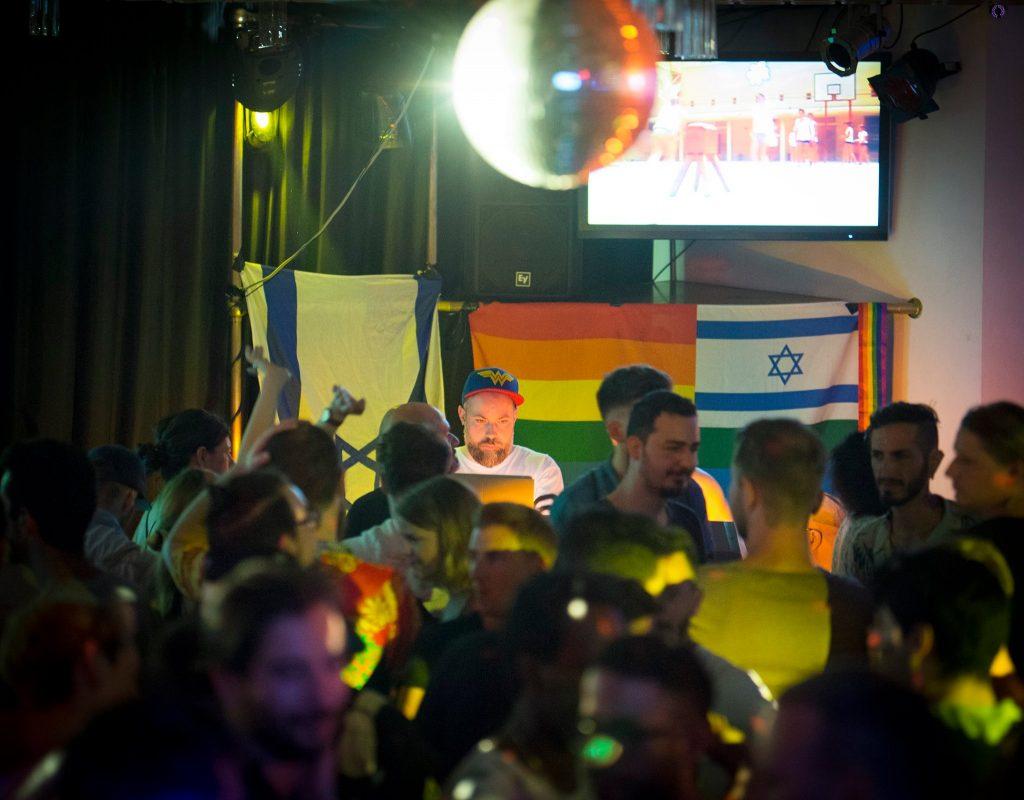 Kibbutz Klub @ Club U | Gay Parties In Vienna
