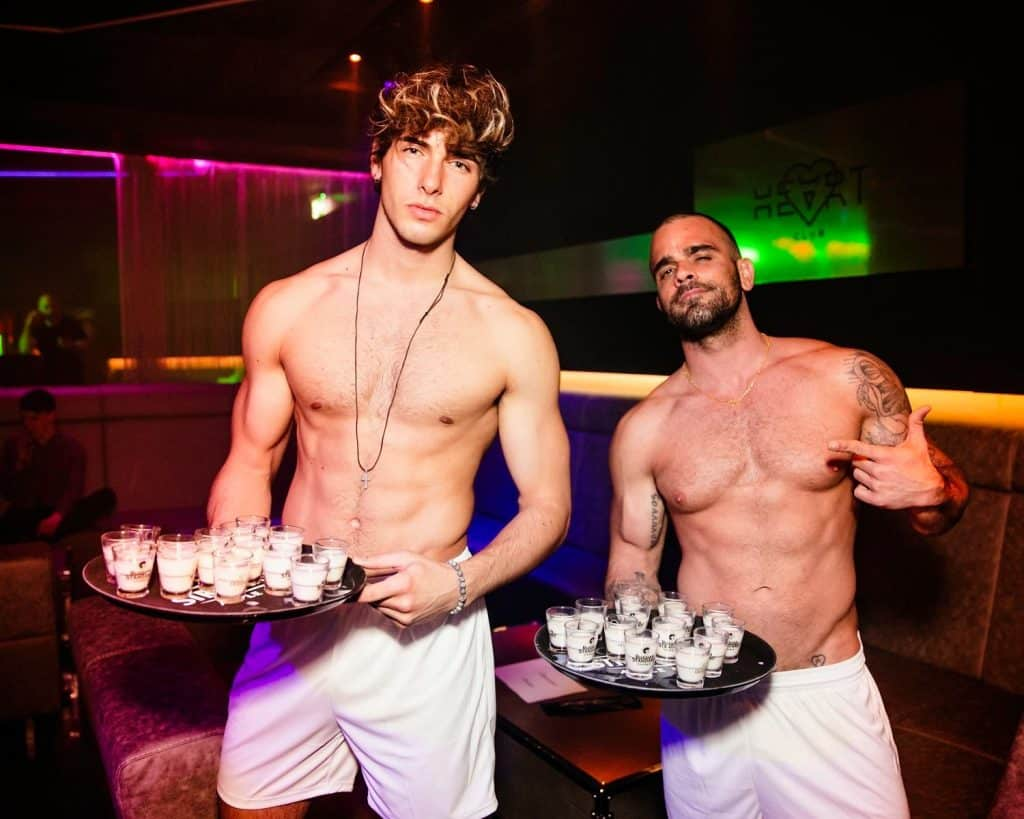 Milk @ Heart Club | Gay Party In Vienna