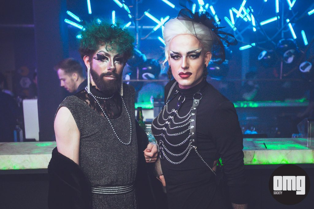 OMG Society @ Chaya Fuera | Vienna Drag Queens