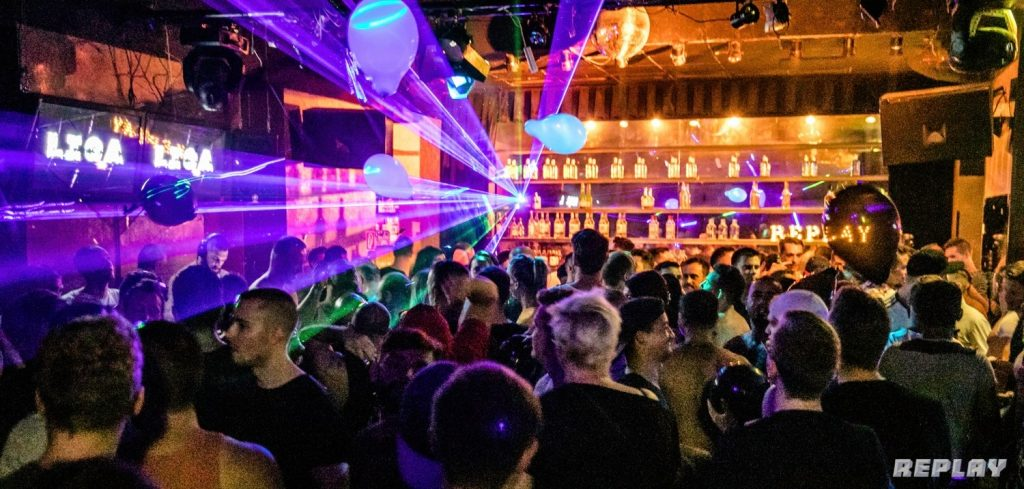 Replay @ Opera Club | gay party wien | gay club vienna