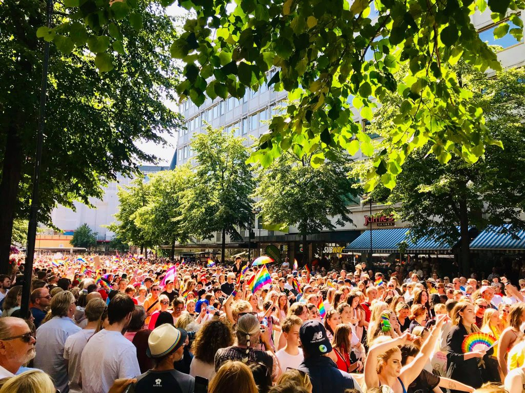 Stockholm Pride 101: The First-Timer's Complete Guide 🇸🇪