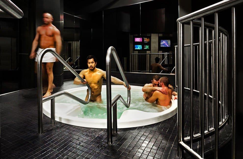 Steamworks Vancouver Gay Sauna