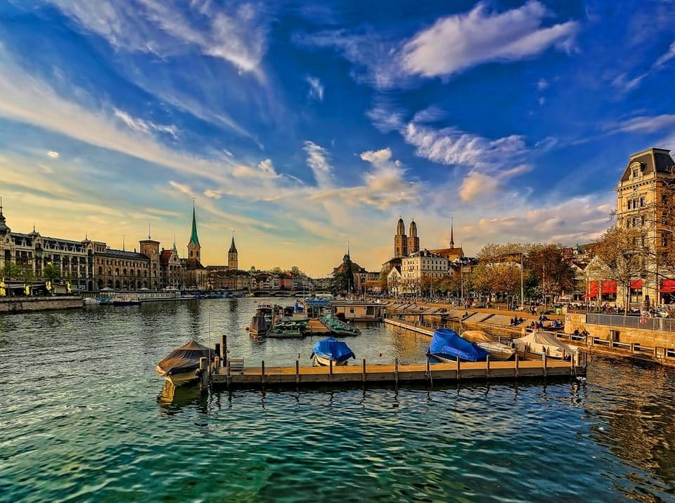 Gay Zurich Guide: The Essential Guide To Gay Travel In Zurich Switzerland