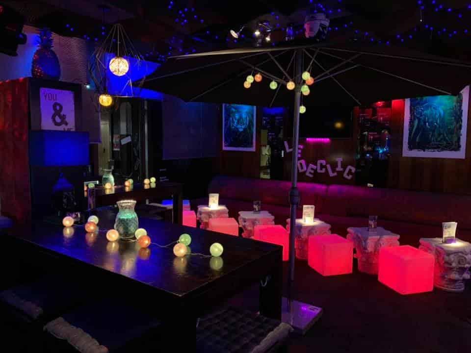 Le Déclic Bar Geneva