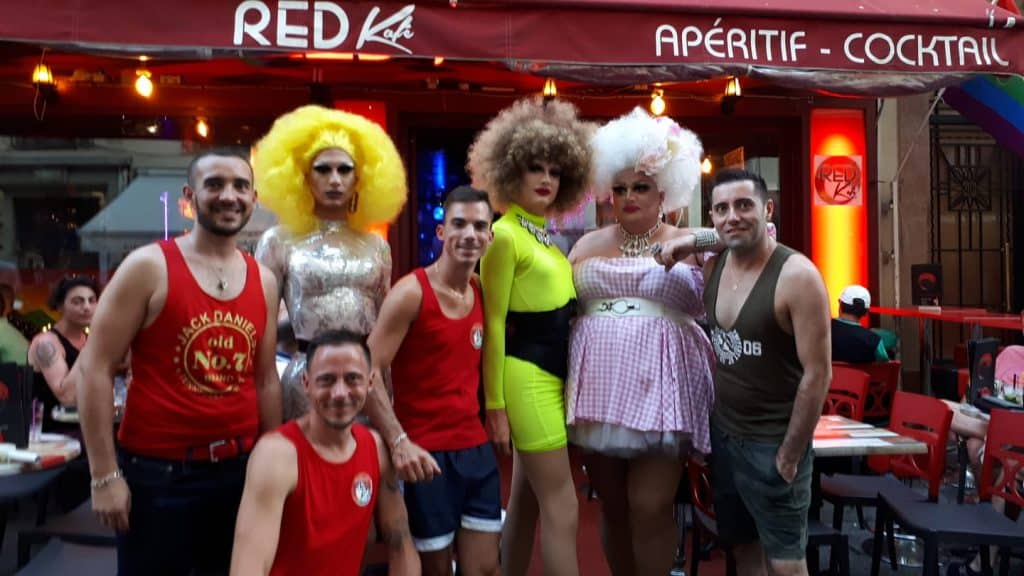 Red Kafé Gay Nice