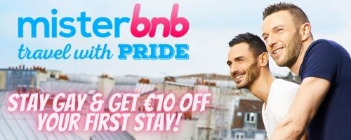 Gay Airbnb Sign Up Credit