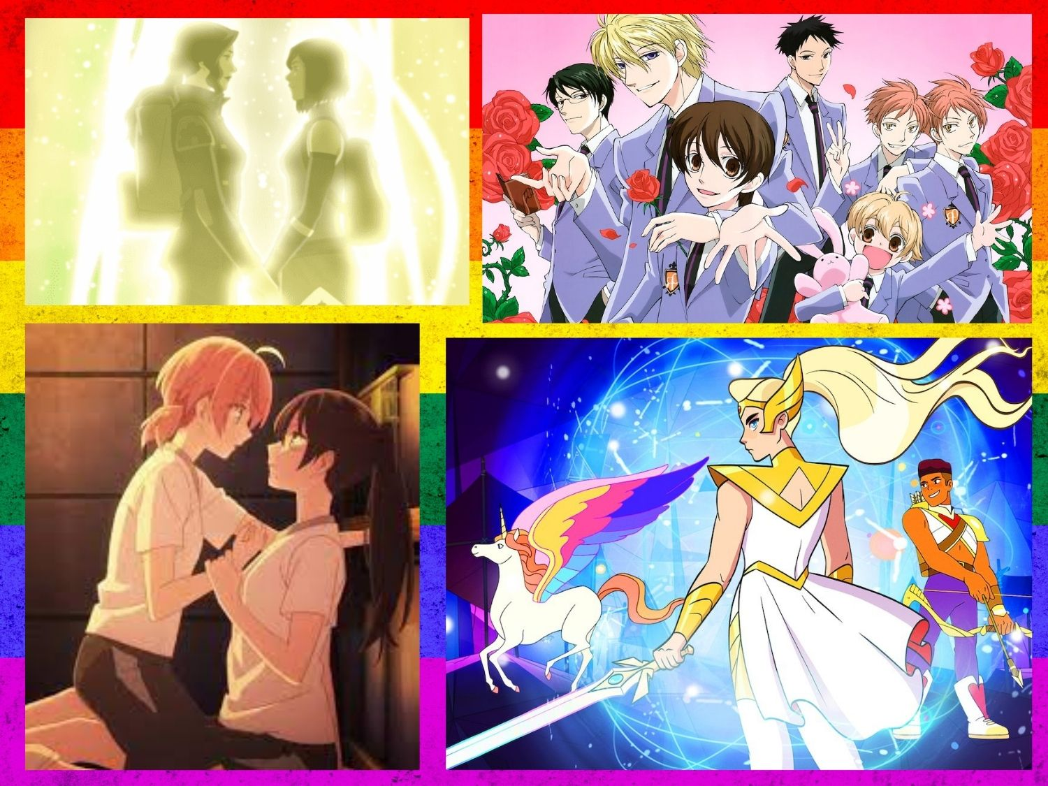 The 8 Best Gay Anime Shows On Netflix To Binge-Watch Tonight!