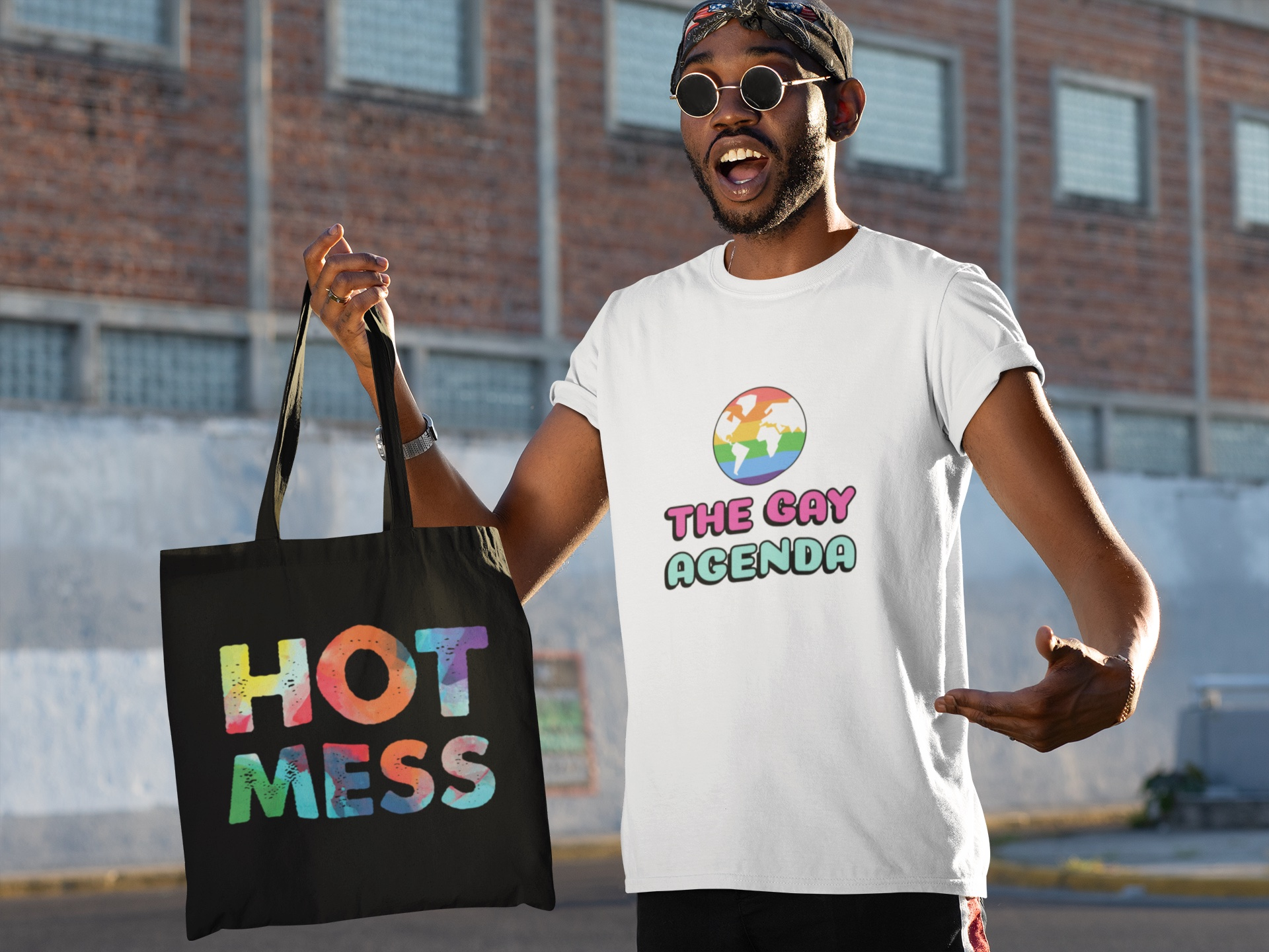 The 13 Best Gay Tote Bags For Gay Pride On The Go!